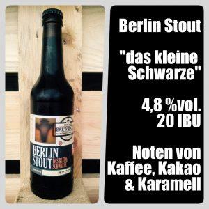 Berlin Stout Info
